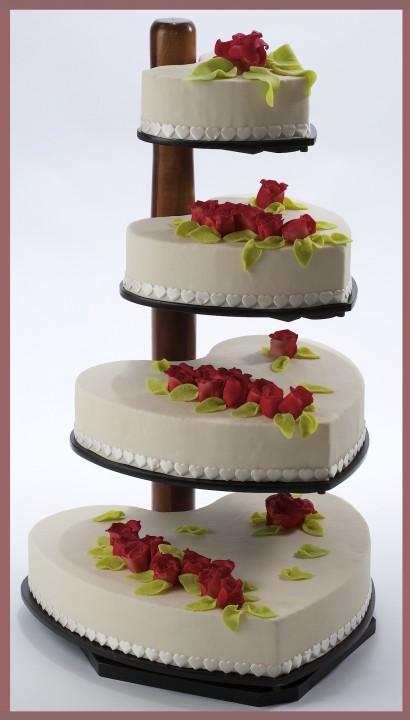 Bryllupskage 15